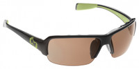 Native Eyewear Polarized Sunglasses: Itso in Iron & Copper