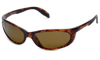 Ono's™ Polarized Sunglasses: Breton in Tortoise & Amber
