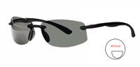 Scojo Polarized Bi-Focal Readers: Sport SX in Chacoal & Grey