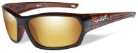 Wiley-X™ Legend in Hickory Brown & Polarized Gold