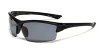 Grand Banks™ 8211 Polarized Sunglasses in Black & Grey