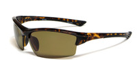 Grand Banks™ 8211 Polarized Sunglasses in Tortoise & Amber