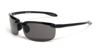 Grand Banks™ 8339 Polarized Sunglasses in Black & Grey