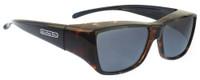 Jonathan Paul® Fitovers Eyewear Large Neera in Leopard-Black & Gray NR003