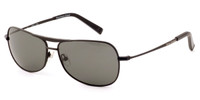 Harley-Davidson Designer Polarized Sunglasses HDX834 in Black Frame & Grey Lens