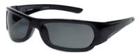 Harley-Davidson Designer Polarized Sunglasses HD0625S-01D in Black Frame & Grey Lens