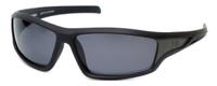 Harley-Davidson Designer Polarized Sunglasses HD0631S-01D in Matte-Black Frame & Grey Lens