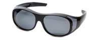 Calabria 7659 Polarized FitOver Sunglasses Medium Size