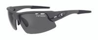 Tifosi High Performance Sunglasses Crit in Matte-Gunmetal & Polarized Smoke Fototec™ Transition Lens
