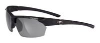 Tifosi High Performance Sunglasses Jet in Matte-Black & Polarized Smoke Lens