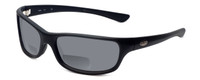 Orvis Acklins Polarized Bi-Focal Reading Sunglasses in Matte-Black