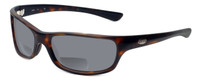 Orvis Acklins Polarized Bi-Focal Reading Sunglasses in Matte-Tortoise