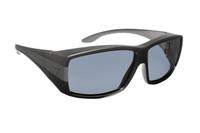 Haven Designer Fitover Sunglasses Breckenridge in Black & Polarized Grey Lens (MEDIUM/LARGE)