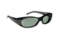 Haven Designer Fitover Sunglasses Avalon in Black & Polarized Grey Lens (SMALL)