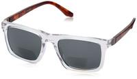 Spine Optics Polarized Bi-Focal Reading Sunglasses SP3004-800 in Crystal Tortoise