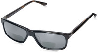 Spine Optics Polarized Bi-Focal Reading Sunglasses SP7003-001 in Black