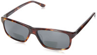 Spine Optics Polarized Bi-Focal Reading Sunglasses SP7003-104 in Tortoise
