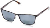Spine Optics Polarized Bi-Focal Reading Sunglasses SP8001-001 in Black