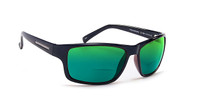 Coyote™ BP-13 Polarized Bi-focal Reading Sunglasses in Black
