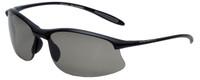 Serengeti Sunglasses Maestrale in Satin-Black & Polarized Grey CPG Lens