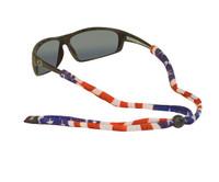 Chums™™ American Flag Original Cotton Eyewear Retainer