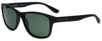 Timberland TB9089-02R Designer Polarized Sunglasses in Matte Black with Green Lens