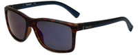 Timberland TB9115-56D Designer Polarized Sunglasses in Havana with Blue Flash Lens