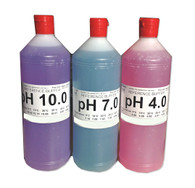 pH Calibration Buffer Liquid kit for pH Probe (AZ861)