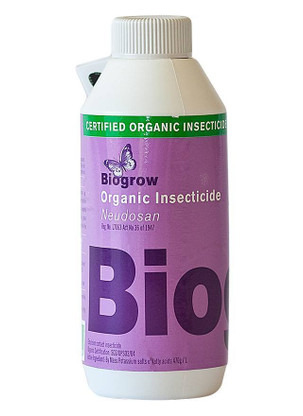 neudosan - effective organic pesticide for soft bodied insects such as aphids, whitefly and spider mite