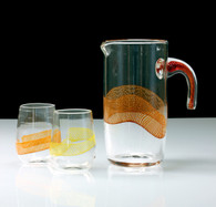 Frost-Tone Pitcher