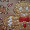 gingerbread boy detail