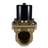 "2"" 12V DC Electric Brass Solenoid Valve"