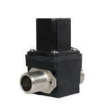 1/2'' 4.5 - 9 Volt DC Latching Electric Solenoid Valve