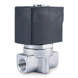"1/4"" 24V AC Stainless Electric Solenoid Valve"