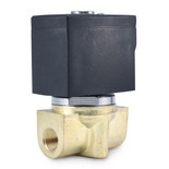 "1/8"" 110V AC Electric Brass Solenoid Valve"