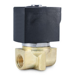 "1/4"" 24V DC Electric Brass Solenoid Valve"