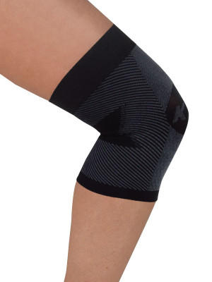 OrthoSleeve Knee Sleeve Black