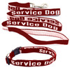 Bundle - Service Dog Leash and Collar Set