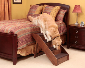 PupSTEP Wood Stairs - Extra Large #62352