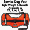 Buddy Service Dog Vest