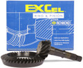 Dana 30 Short 4.56 Ring and Pinion Excel Gear Set