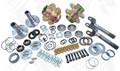 "2000-2008 Dodge Ram 3500 DRW Dana 60 AAM 9.25"" Yukon Free Spin Hub Conversion Kit"