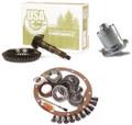 "1990-1998 GM 8.5"" Ring & Pinion 30 Spline Grizzly Locker USA Gear Pkg"