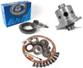 "Toyota 8"" 4cyl Ring and Pinion Duragripn Posi Gear Pkg"