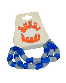 3 pack BLUE UV BRACELET NO SUN