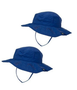 2 Pack KIDS SAFARI HAT SUN PROTECTIVE ZONE UPF 50+