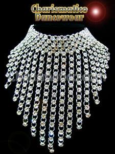 Crystal Show Girl Swarovski Necklace