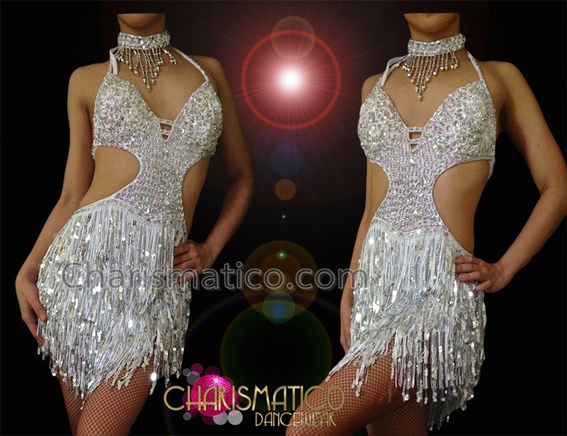 Gown & Dress - Dress - Sequin Fringe Dance Dress - Page 1 ...