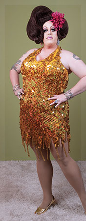Cheap Drag Queen Dresses
