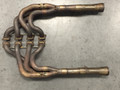 NASCAR STAINLESS STEEL FORD YATES C3 TRI-Y HEADERS MERGE COLLECTORS